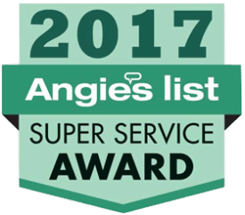 Always Green Angies List Super Service Award 2012
