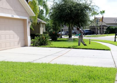 always-green-delivering-a-lawn-care-treatment
