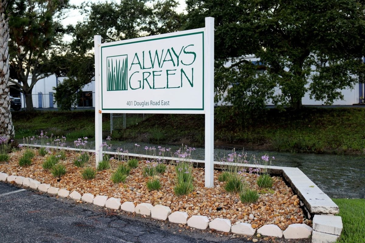 Always Green Headquarters & Central Operations